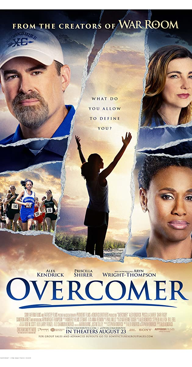 Image result for Overcomer movie poster