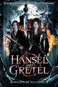 Booboo Stewart and Fivel Stewart in Hansel & Gretel: Warriors of Witchcraft (2013)