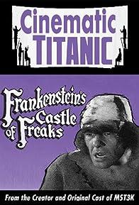 Primary photo for Cinematic Titanic: Frankenstein's Castle of Freaks