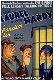 Pardon Us (1931) Poster - Movie Forum, Cast, Reviews