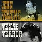 John Wayne, Lucile Browne, and George 'Gabby' Hayes in Texas Terror (1935)
