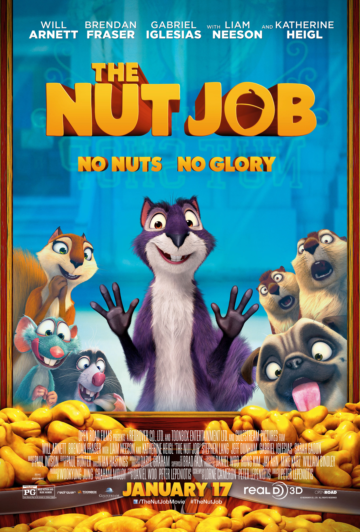 movie nuts based true story