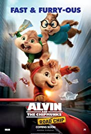 Alvin and the Chipmunks: The Road Chip (2015) 1080p