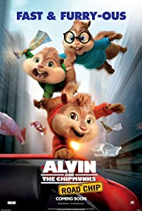 Downloads movies mp4 Alvin and the Chipmunks: The Road Chip [WEB-DL]