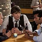 Piper Perabo, Christopher Gorham, and Sendhil Ramamurthy in Covert Affairs (2010)