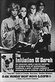 Morgan Fairchild and Morgan Brittany in The Initiation of Sarah (1978)