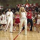 Corbin Bleu, Monique Coleman, Ashley Tisdale, Zac Efron, and Lucas Grabeel in High School Musical (2006)