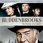 Armin Mueller-Stahl, August Diehl, Jessica Schwarz, and Mark Waschke in Buddenbrooks (2008)