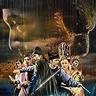 Carina Lau, Shaofeng Feng, Angelababy, Kim Bum, Mark Chao, and Kenny Lin in Di Renjie: Shen du long wang (2013)