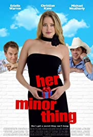 Her Minor Thing (2005) Poster - Movie Forum, Cast, Reviews
