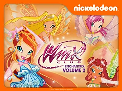 HD movies torrents free download Winx Club: Enchantix USA [720x400]