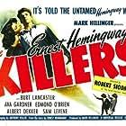 Burt Lancaster, Ava Gardner, Albert Dekker, and Sam Levene in The Killers (1946)