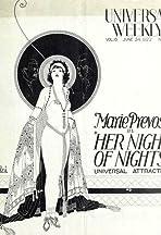 Her Night of Nights