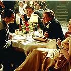 Leonardo DiCaprio, Jude Law, Cate Blanchett, and Adam Scott in The Aviator (2004)