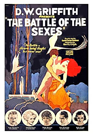 D.W. Griffith The Battle of the Sexes Movie
