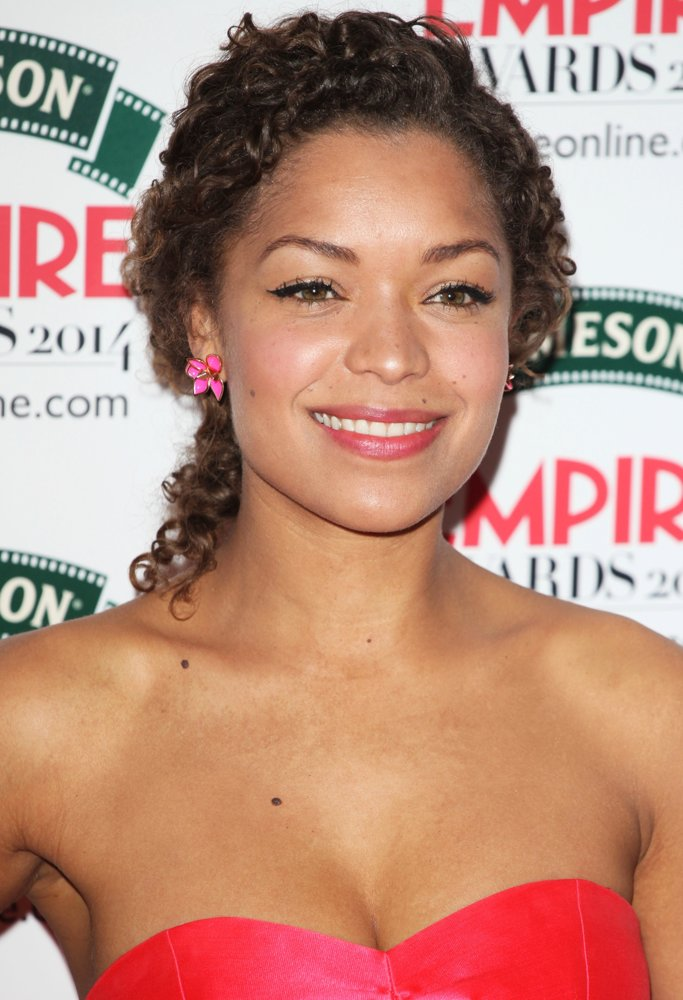 Antonia Thomas Nude Photos 17