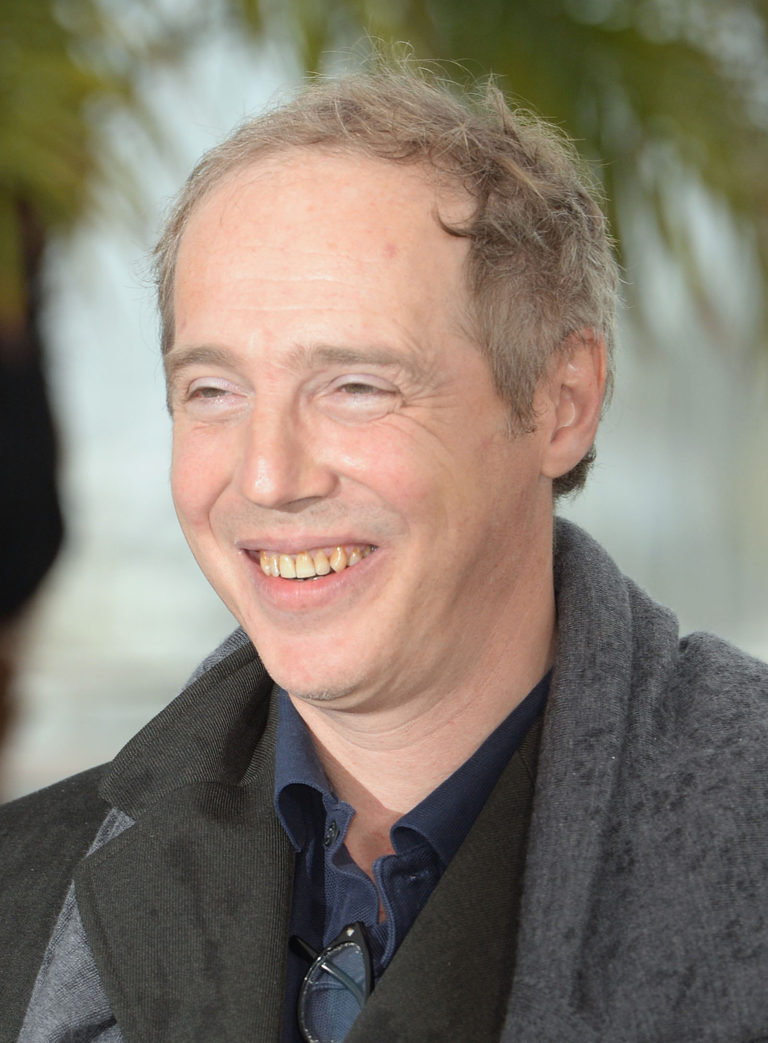 Arnaud Desplechin at an event for Jimmy P. (2013)