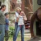 Sharon Stone, Kristen Stewart, and Ryan Wilson in Cold Creek Manor (2003)