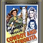 Roy Rogers, Dale Evans, and Mary Lee in Cowboy and the Senorita (1944)
