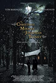 The Christmas Miracle of Jonathan Toomey Poster