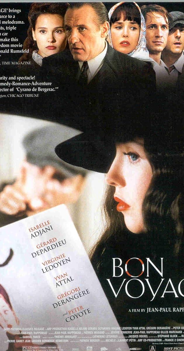 Subtitle of Bon voyage