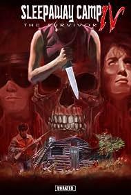 Sleepaway Camp IV: The Survivor Poster - Movie Forum, Cast, Reviews
