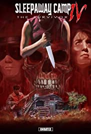Sleepaway Camp IV: The Survivor Poster