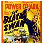 Maureen O'Hara and Tyrone Power in The Black Swan (1942)