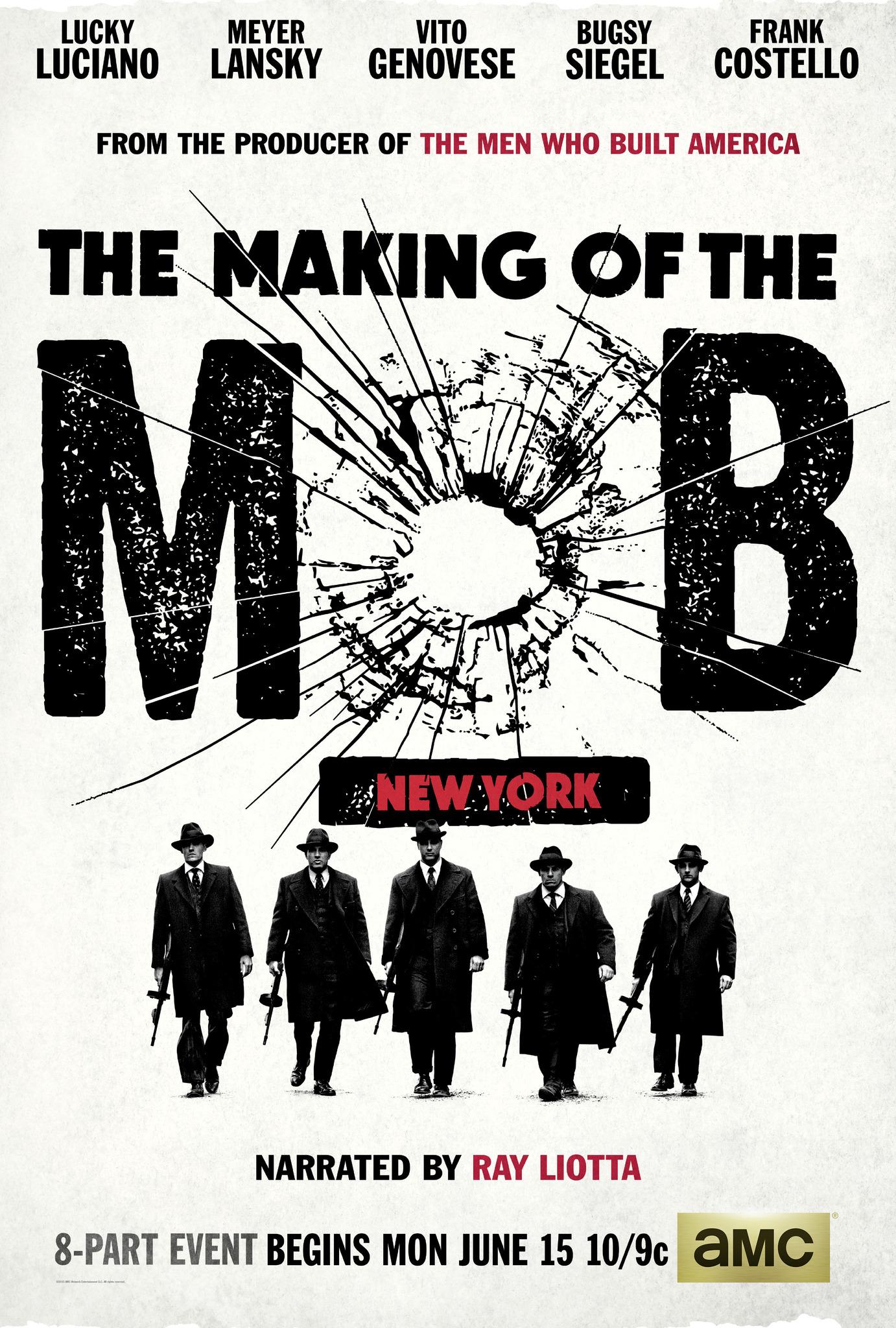 The Making Of The Mob Tv Series 2015 Imdb