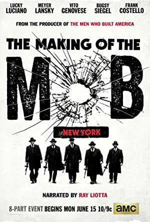 Where to stream The Making of the Mob