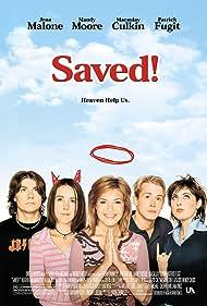 Macaulay Culkin, Jena Malone, and Mandy Moore in Saved! (2004)