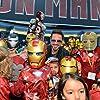 Robert Downey Jr. at an event for Iron Man 3 (2013)