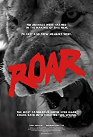 Roar (1981) Poster - Movie Forum, Cast, Reviews