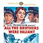 Stewart Granger, Robert Taylor, and Ann Blyth in All the Brothers Were Valiant (1953)