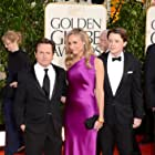Michael J. Fox, Tracy Pollan, and Sam Fox at an event for 70th Golden Globe Awards (2013)