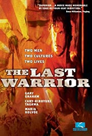 The Last Warrior Poster