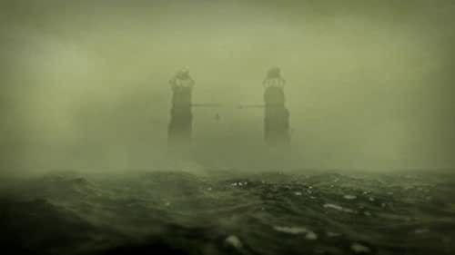 In the year 2084 the world has sunken into the sea. The rest of mankind lives in two towers which underlie a self-destructing constraint to grow higher and higher.