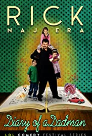 Laugh Out Loud Comedy Festival Rick Najera 'Diary Of A Dadman' (2011) 1080p