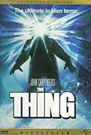 The Thing: Terror Takes Shape (1998) Poster - Movie Forum, Cast, Reviews