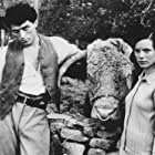 Kate Beckinsale and Rufus Sewell in Cold Comfort Farm (1995)