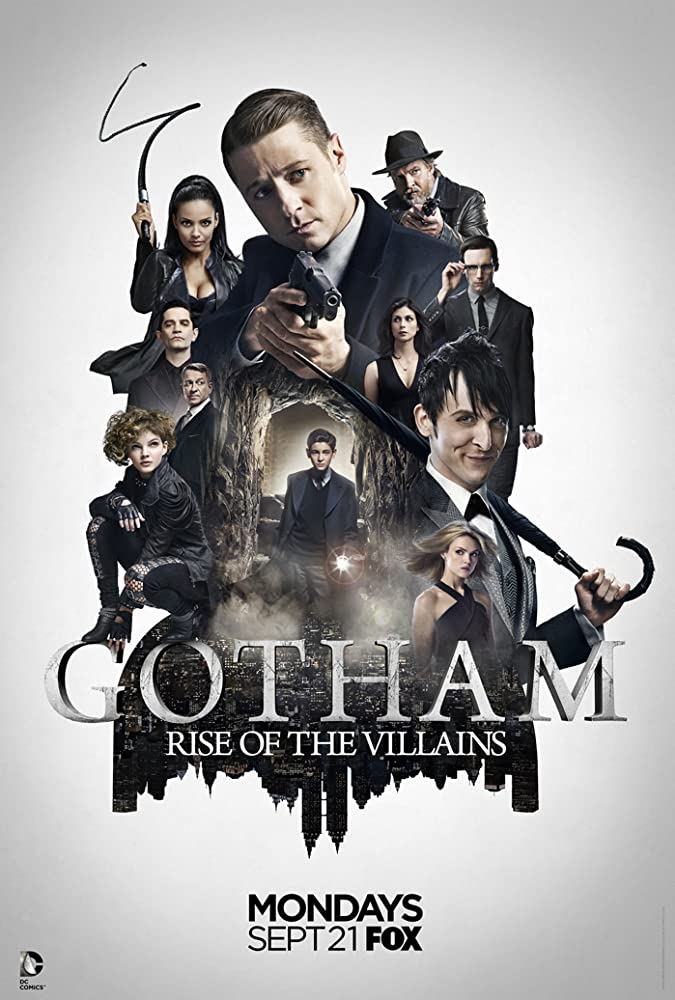 Gotham S3 (2016) Subtitle Indonesia