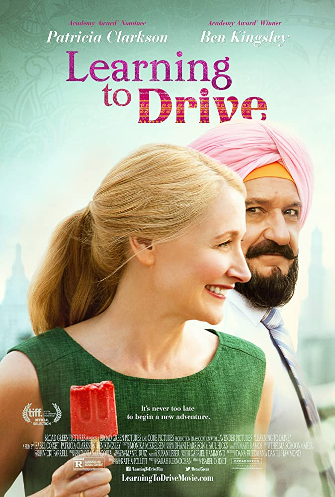 Learning to Drive (2014) Hindi Dubbed