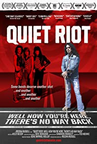 Primary photo for Quiet Riot: Well Now You're Here, There's No Way Back