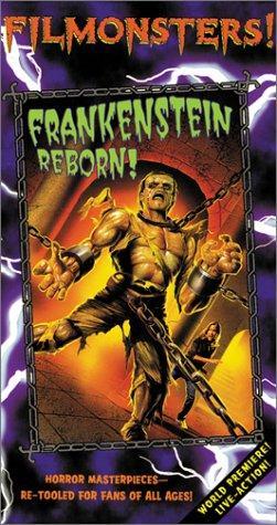 Where to stream Frankenstein Reborn!