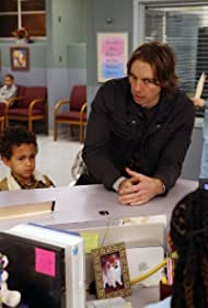 Dax Shepard and Tyree Brown in Parenthood (2010)