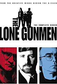 The Lone Gunmen Poster