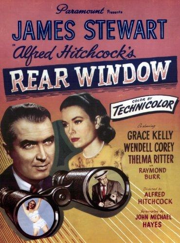 rear window movie summary