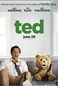 Mark Wahlberg and Seth MacFarlane in Ted (2012)