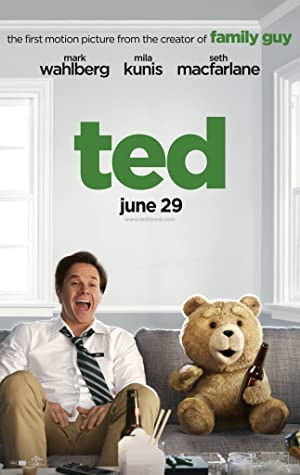 Where to stream Ted