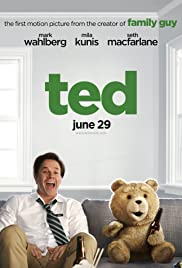 Ted (2012) Poster - Movie Forum, Cast, Reviews